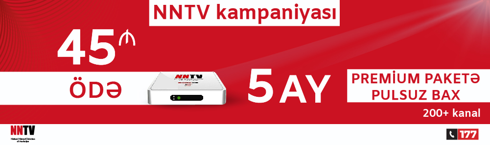 New campaign on NNTV service!